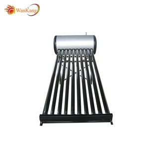 Compact Non Pressurized Solar Water Heater,Green Energy Evacuated Tube Solar Hot Water Heater
