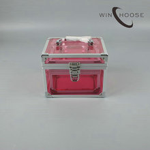 Fancy Cosmetic Case Box Solid Cosmetic Case 45155-15