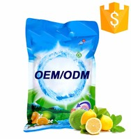 most popular environmental chemical formula ingredients names of washing powder