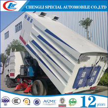5M3 Sweeper Vehicle 5000L Vacuum Dust Suction Truck 5CBM Road Sweep Truck