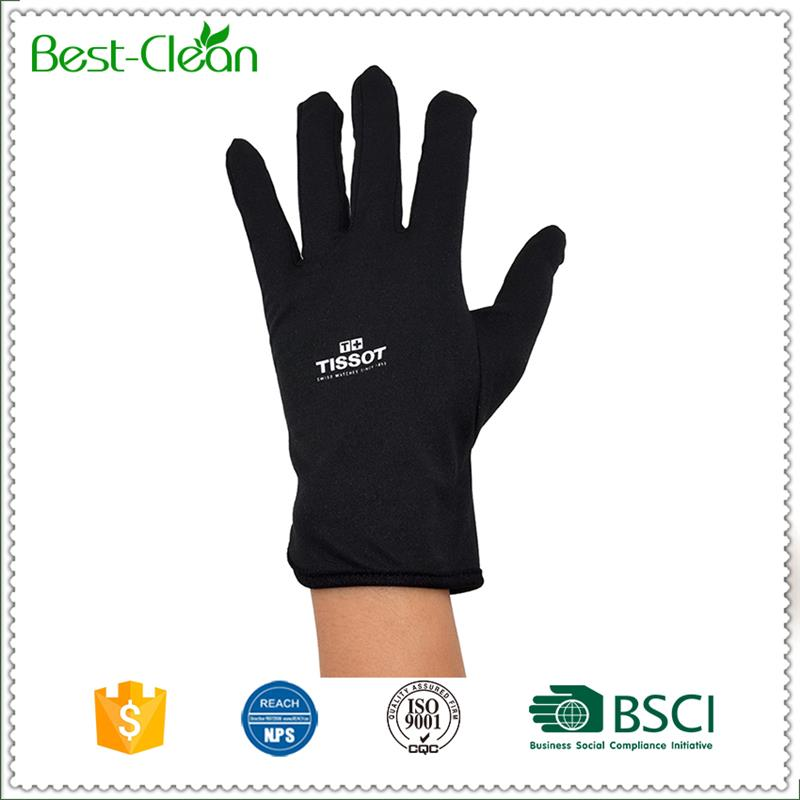 OEM High Quality Microfibre Jewellery Gloves