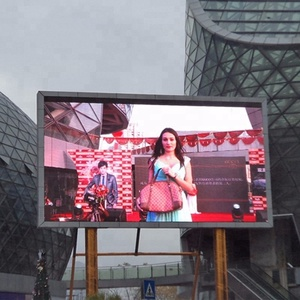 P10 Full Color Outdoor Digital Advertising LED Display/Displays Screen Board Panel Price