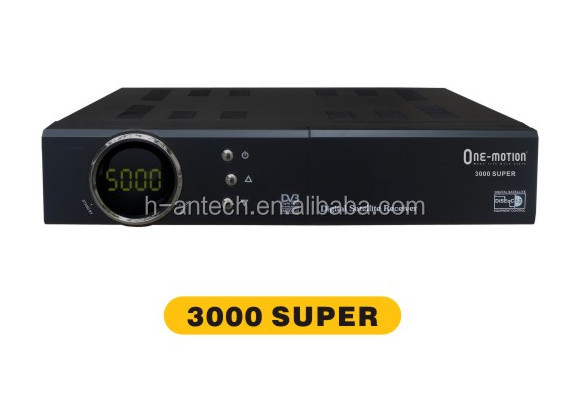 3000 SUPER satellite receiver