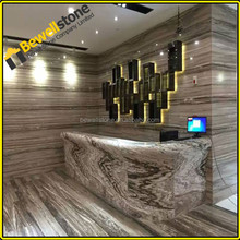 Standard size of marmi palissandro marble tile& slabs, hot selling japanese white stone