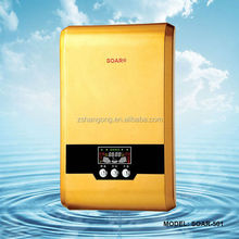 Home Appliances Electric induction tankless water heater for shower
