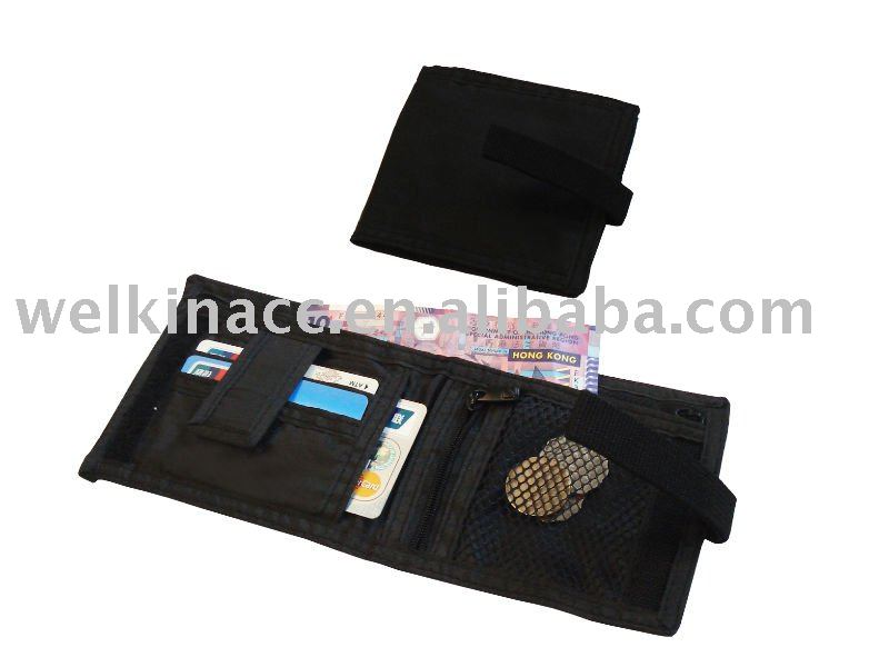 Travel Secret Sliding Wallet