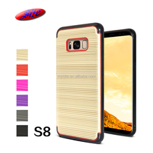 Celulares Phone Mesh Combo Case Covers for samsung galaxy s8 case,for samsung s8 case