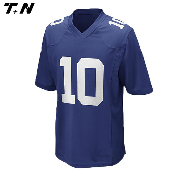 Wholesale custom made sublimation american football jerseys