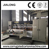 Lead edge feeding full auto rotary die cutting machine /Corrugated cardboard creasing and die cutting machine