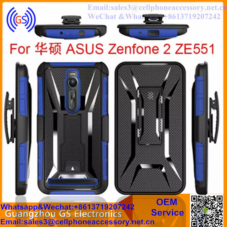 High Quality Mobile Phone Back Cover For Asus Zenfone 2,Plastic Hard Back Case Cover For Asus Zenfone 2 ZE551