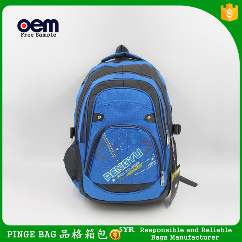 Promotional Multifunction Unisex College Daypack with Many Pockets SportsTravel Bag School Backpack Fits 15 inch Laptop