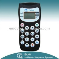 Wireless Voting Pads Conference System RF218