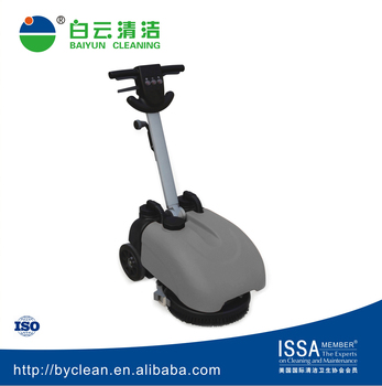 Scrubber Cleaning Equipment A201 Compact Floor Scrubber(Electrical wire type)