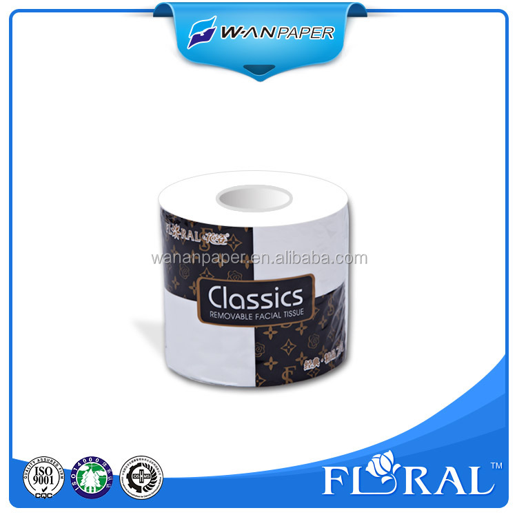 4ply toilet facial tissue guangdong paper towel Toilet Roll