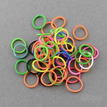 Loom Bands Refills, 1000pcs/bag(DIY-X0015)