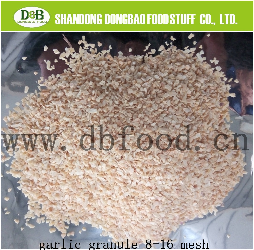 2016 Garlic Granules dried garlic 8-16 mesh on sale