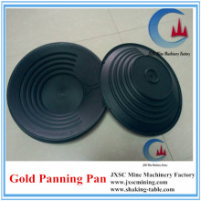 plastic gold panning kit, gold sluice pan