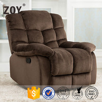 one seat American Fabric Style Living Room Furniture Sofa single