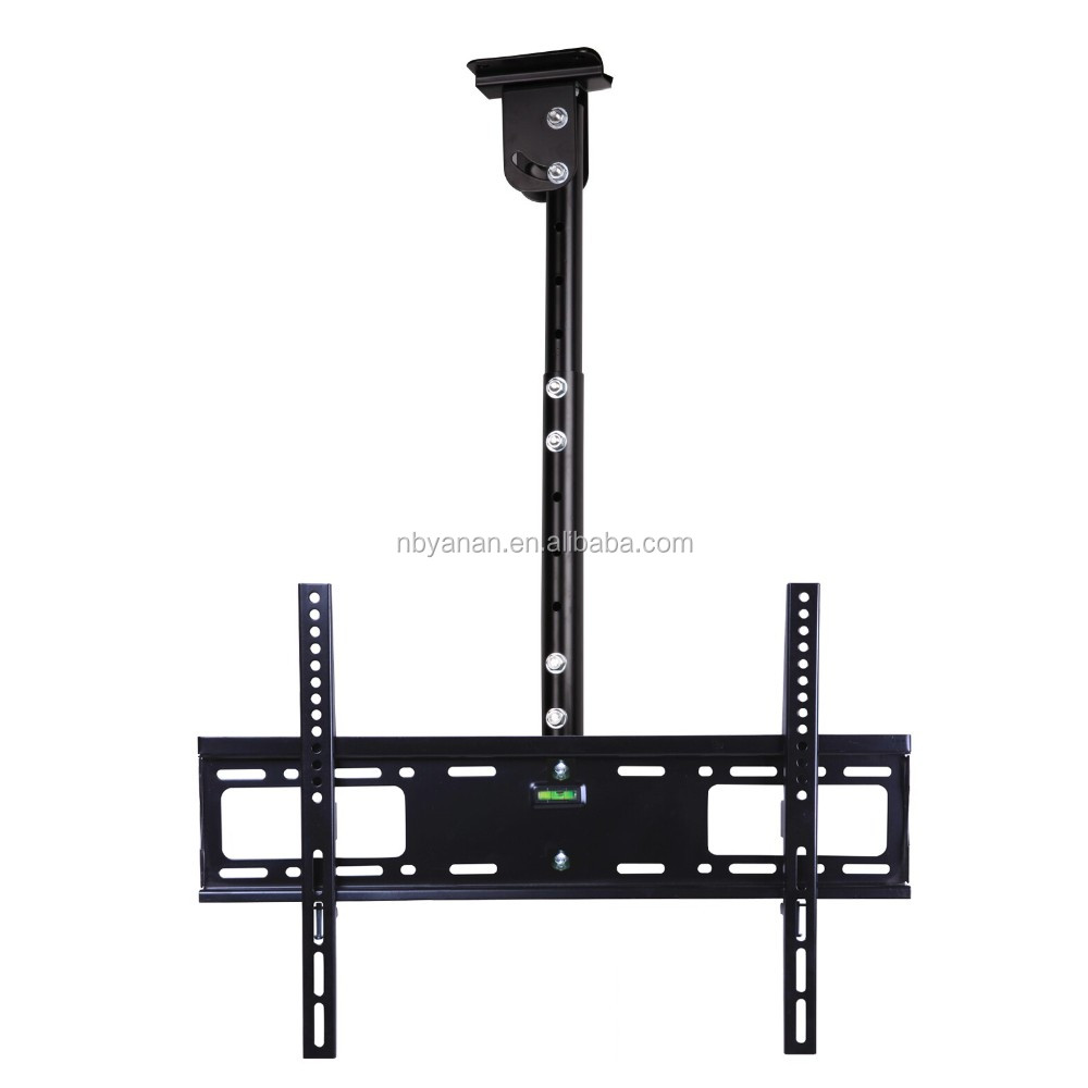 VESA:600*400mm New type 90 degrees Rotation Ceiling Mount for lcd/led tv