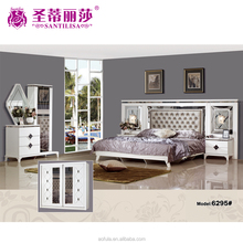 Modern Model Boys White Turkey Bedroom Set