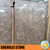 China natural Bosy grey marble slabs marble chips flooring, marble floor design