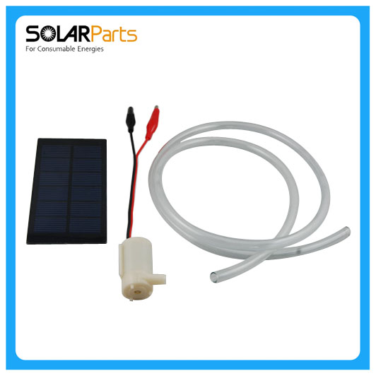 DIY solar kits mini solar pump for educational usage