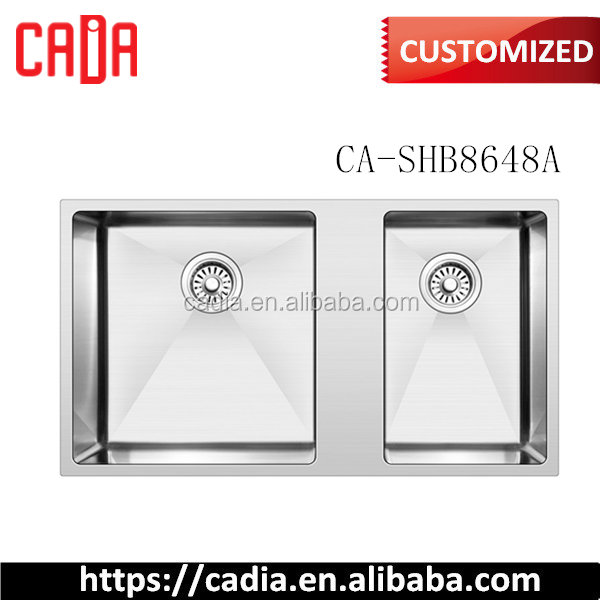 On-time delivery factory supply cheap Undermount kitchen Water sink
