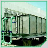 Glass Reinforced Polyester (FRP/GRP) Sectional Water Tank