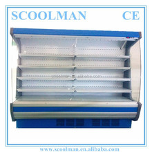 Commercial Display Upright Refrigerated Cabinet