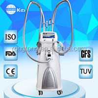 2016 new year promotion for chirstmas vacuum high power 5 in 1 system rf body slimming mahcine
