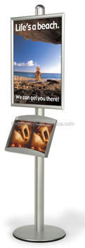 22*28'' poster stand with snap frame (PD-G004)