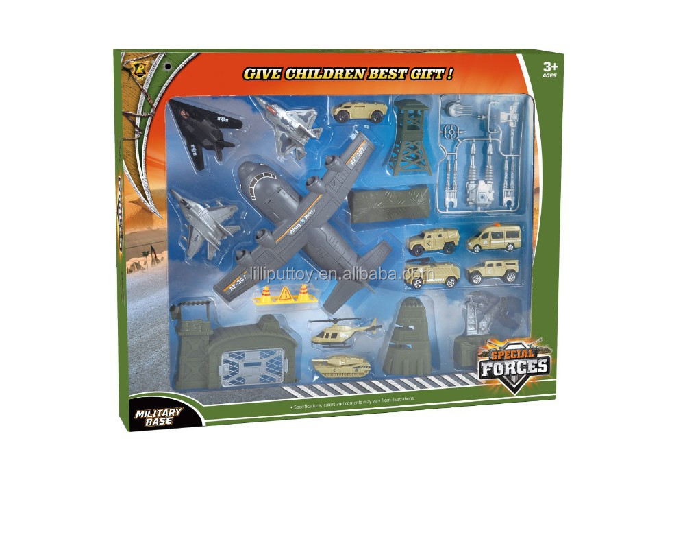 The Best Gift for Boys Military Series Toys Play set