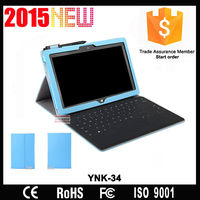 Cheap price! Cross pattern bluetooth keyboards silicone cover for ipad air case