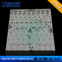 edgelight RGB backlight 300mm*300mm LED modular