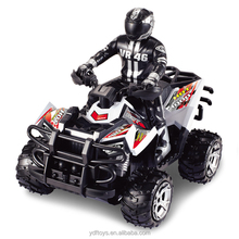 New kid toys remote control car rc motor rc ATV made in China
