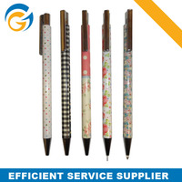 personalized formal colored lead mechanical pencil with logo
