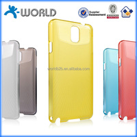 Ultra slim wholesale hard pc candy color phone case for samsung galaxy note 3