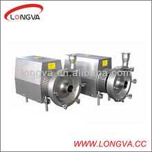 Sanitary stainless steel centrifugal pumps price