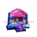 Funny children princess inflatable castle inflatable bouncer A1092