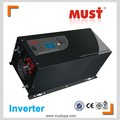 Pure sine wave power inverter with AC charger built in 1kw- 6kw solar inverter