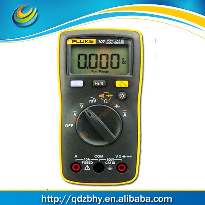 luke 107 F107 digital multimeter