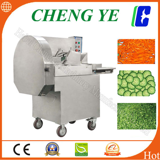 Automatic vegetable processing machine for dicer for sale, QC3500 Vegetable Cutter
