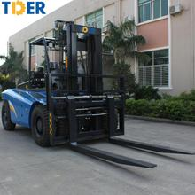 12 Ton Large container hydraulic Diesel Forklift with forklift part