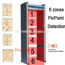 Best Price Walkthrough Security gate archway metal detector PD-2000