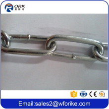 Welded DIN763 4mm Iron Small Chain