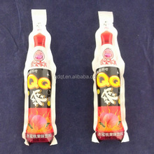Logo printed liquid bags,coffee pouch fruit juice bag,jelly packaging