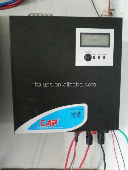Maximum current20A/40A/60A/70A for pure sine wave inverter and hybrid charge controller