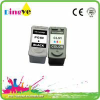 reliable quality remanufactured ink cartridge for canon 50 51
