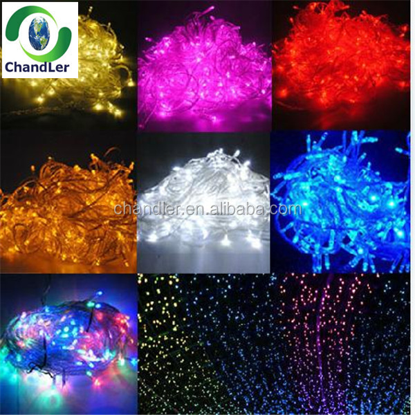 2014 New Style Outdoor Decoration Invisible LED String Lights Christmas Tree