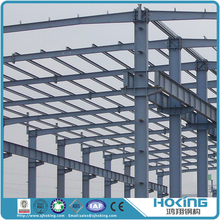 Cheap Prefab Construction Design Two Story Steel Structure Warehouse